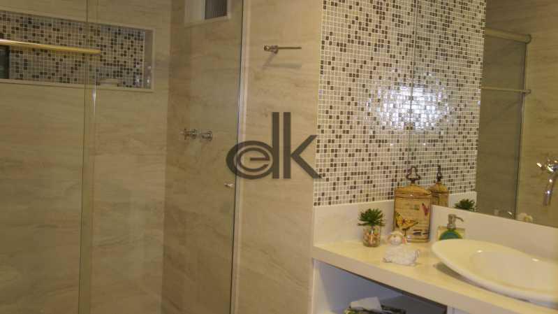 Banheiro Social 4 - Apartamento 3 quartos à venda Copacabana, Rio de Janeiro - R$ 1.830.000 - 5226 - 27