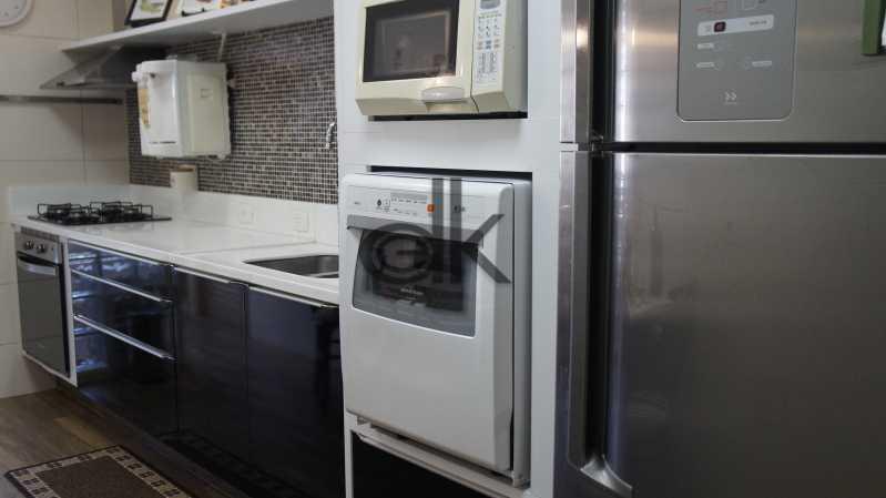 Cozinha 4 - Apartamento 3 quartos à venda Copacabana, Rio de Janeiro - R$ 1.830.000 - 5226 - 8