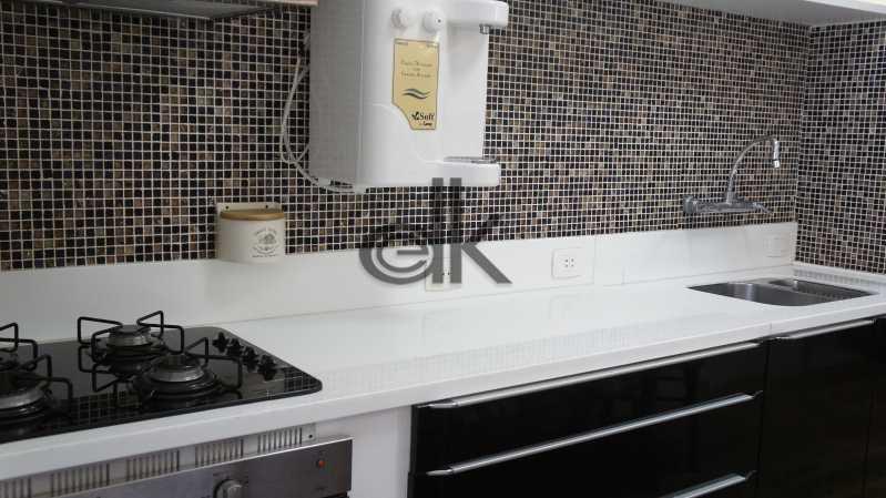 Cozinha - Apartamento 3 quartos à venda Copacabana, Rio de Janeiro - R$ 1.830.000 - 5226 - 12