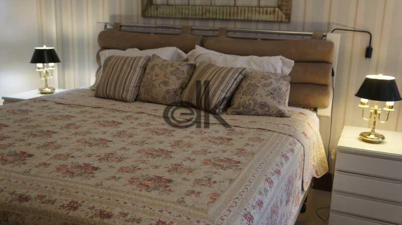 Quarto Suite 2 - Apartamento 3 quartos à venda Copacabana, Rio de Janeiro - R$ 1.830.000 - 5226 - 25