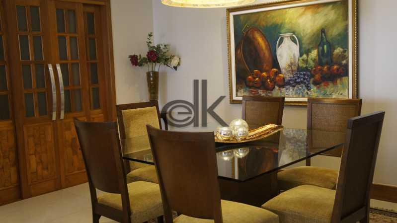 Sala de Jantar 2 - Apartamento 3 quartos à venda Copacabana, Rio de Janeiro - R$ 1.830.000 - 5226 - 4