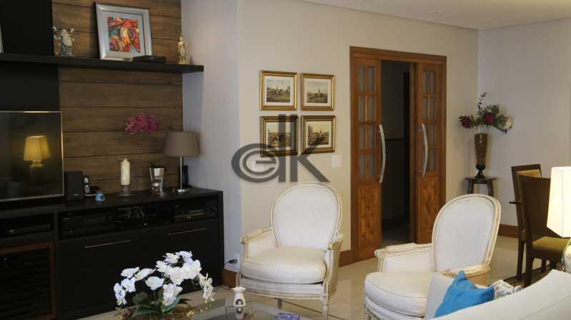 Sala de Visitas 1 - Apartamento 3 quartos à venda Copacabana, Rio de Janeiro - R$ 1.830.000 - 5226 - 7