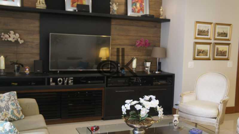 Sala de Visitas 4 - Apartamento 3 quartos à venda Copacabana, Rio de Janeiro - R$ 1.830.000 - 5226 - 3
