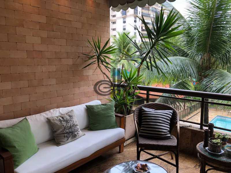 21 - Apartamento 4 quartos à venda Barra da Tijuca, Rio de Janeiro - R$ 3.300.000 - 5239 - 7