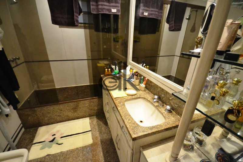 banheiro suite - Apartamento 3 quartos à venda Jardim Oceanico, Rio de Janeiro - R$ 1.850.000 - 4091 - 15