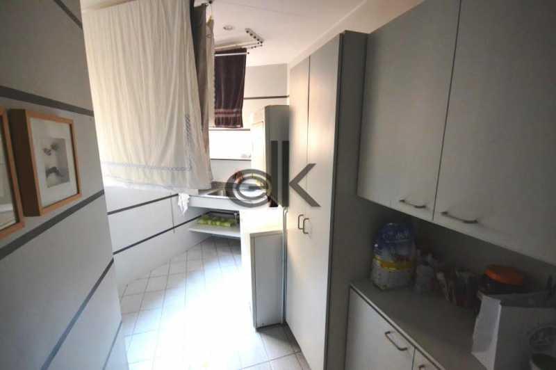 cozinha... - Apartamento 3 quartos à venda Jardim Oceanico, Rio de Janeiro - R$ 1.850.000 - 4091 - 9