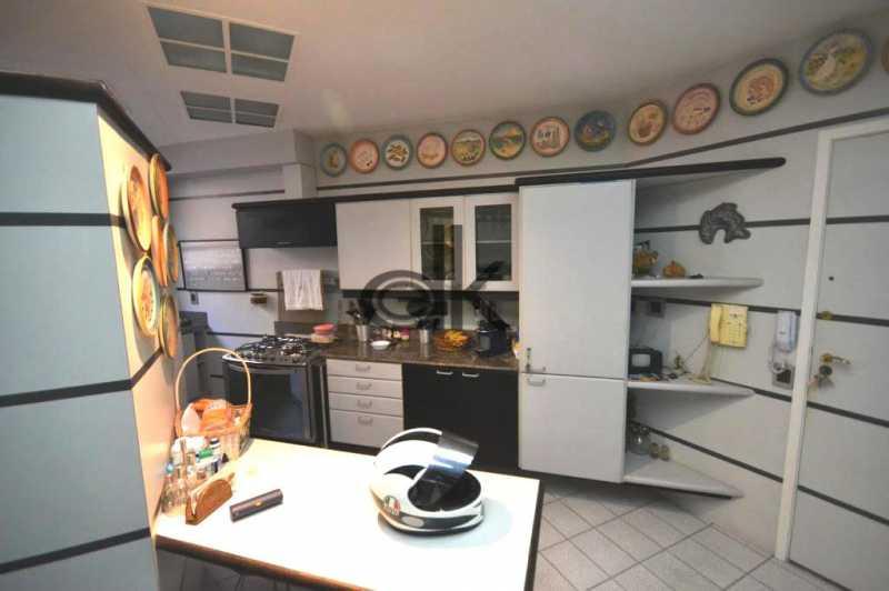 cozinha - Apartamento 3 quartos à venda Jardim Oceanico, Rio de Janeiro - R$ 1.850.000 - 4091 - 8