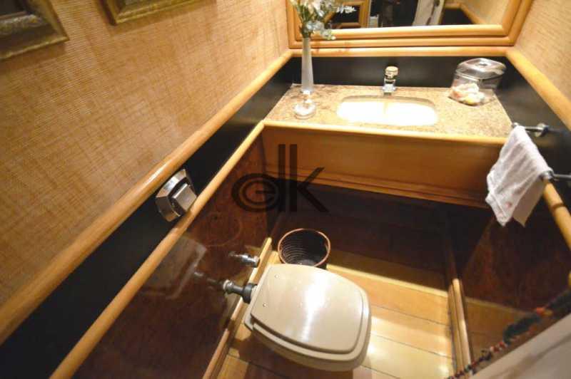 lavabo - Apartamento 3 quartos à venda Jardim Oceanico, Rio de Janeiro - R$ 1.850.000 - 4091 - 12
