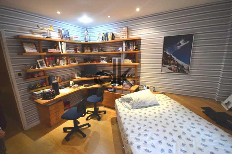 quarto. - Apartamento 3 quartos à venda Jardim Oceanico, Rio de Janeiro - R$ 1.850.000 - 4091 - 17