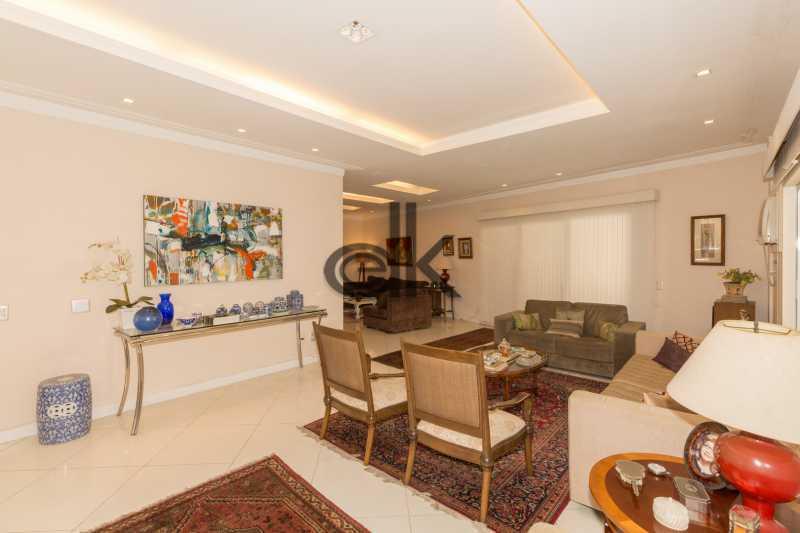 Foto 15 - Casa em Condomínio 4 quartos à venda Barra da Tijuca, Rio de Janeiro - R$ 4.200.000 - 5089 - 8