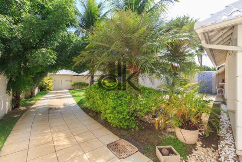 Int 1 - Casa em Condomínio 4 quartos à venda Barra da Tijuca, Rio de Janeiro - R$ 4.200.000 - 5089 - 3