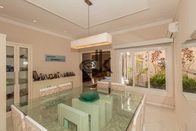 Jantar - Casa em Condomínio 4 quartos à venda Barra da Tijuca, Rio de Janeiro - R$ 4.200.000 - 5089 - 11