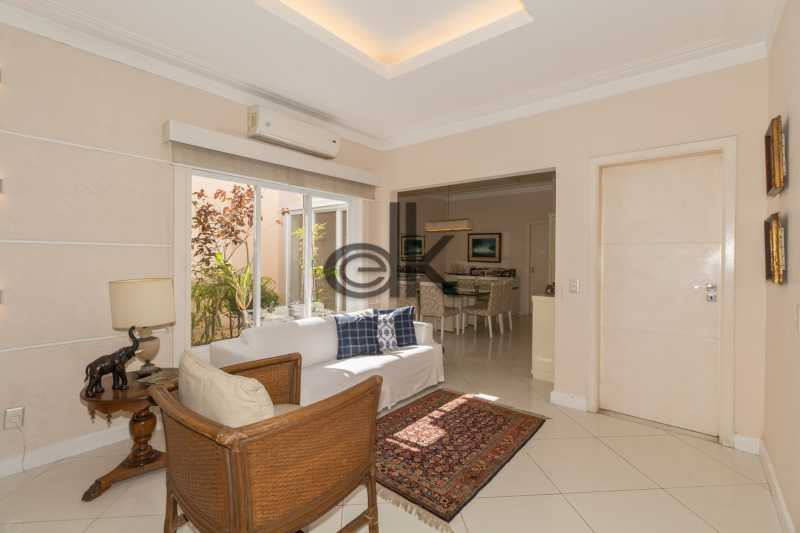 Leitura - Casa em Condomínio 4 quartos à venda Barra da Tijuca, Rio de Janeiro - R$ 4.200.000 - 5089 - 13