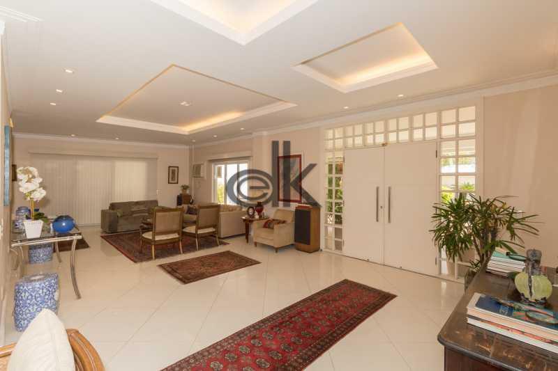 Sala est 1 - Casa em Condomínio 4 quartos à venda Barra da Tijuca, Rio de Janeiro - R$ 4.200.000 - 5089 - 7