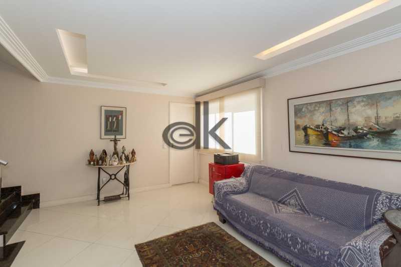 Sala ínt - Casa em Condomínio 4 quartos à venda Barra da Tijuca, Rio de Janeiro - R$ 4.200.000 - 5089 - 12