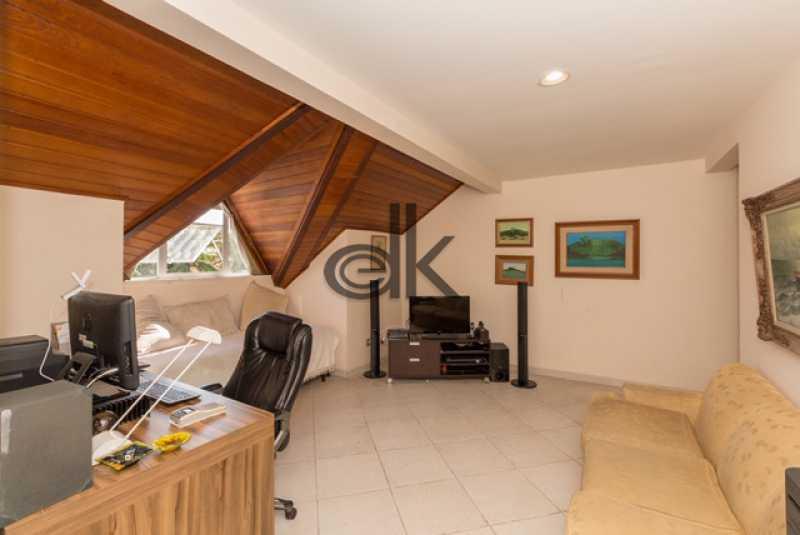 Sótão - Casa em Condomínio 4 quartos à venda Barra da Tijuca, Rio de Janeiro - R$ 4.200.000 - 5089 - 14