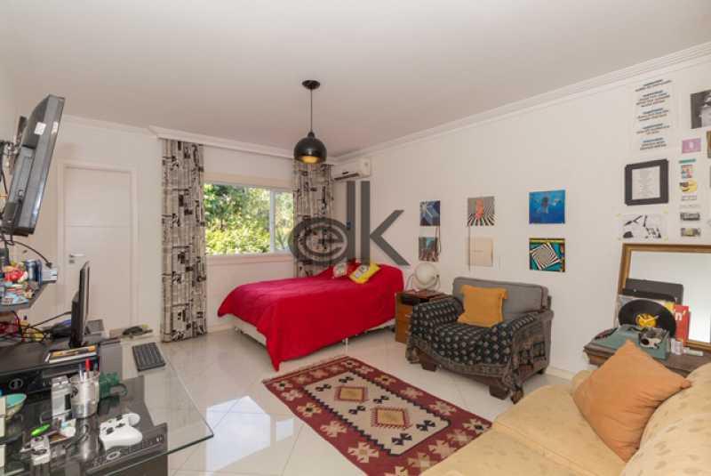 Suíte 3 - Casa em Condomínio 4 quartos à venda Barra da Tijuca, Rio de Janeiro - R$ 4.200.000 - 5089 - 19
