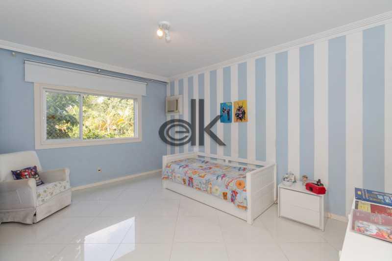 Suíte 4 - Casa em Condomínio 4 quartos à venda Barra da Tijuca, Rio de Janeiro - R$ 4.200.000 - 5089 - 20