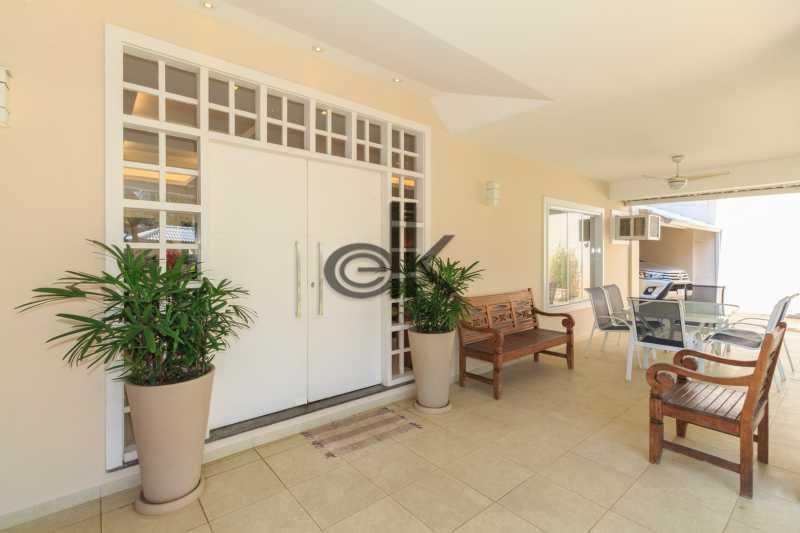 Var 1 - Casa em Condomínio 4 quartos à venda Barra da Tijuca, Rio de Janeiro - R$ 4.200.000 - 5089 - 5