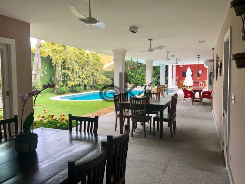 IMG_5852 - Casa em Condomínio 5 quartos à venda Barra da Tijuca, Rio de Janeiro - R$ 12.000.000 - 6069 - 28