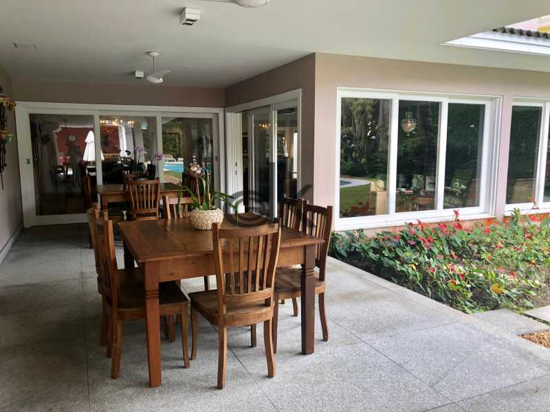 IMG_5870 - Casa em Condomínio 5 quartos à venda Barra da Tijuca, Rio de Janeiro - R$ 12.000.000 - 6069 - 27