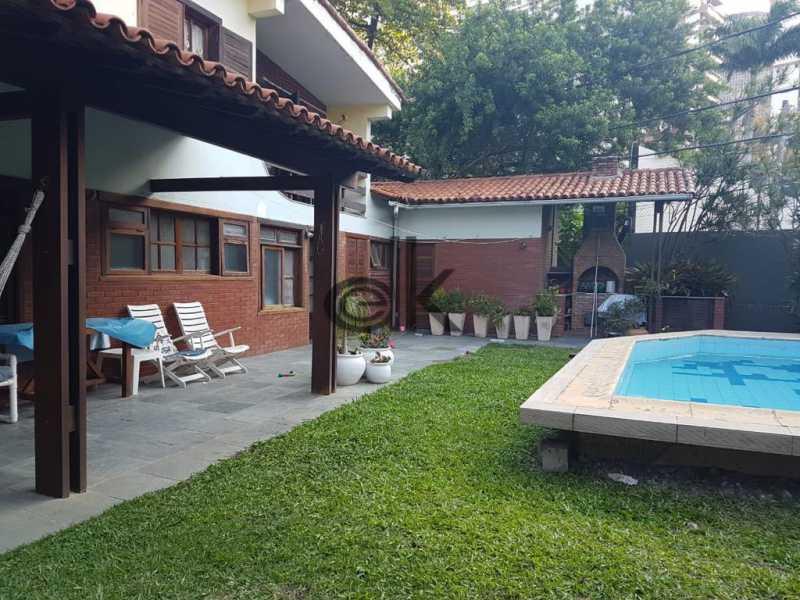 e36d2279-5658-4a81-a526-b1dbf3 - Casa em Condomínio 4 quartos à venda Barra da Tijuca, Rio de Janeiro - R$ 4.200.000 - 6116 - 7