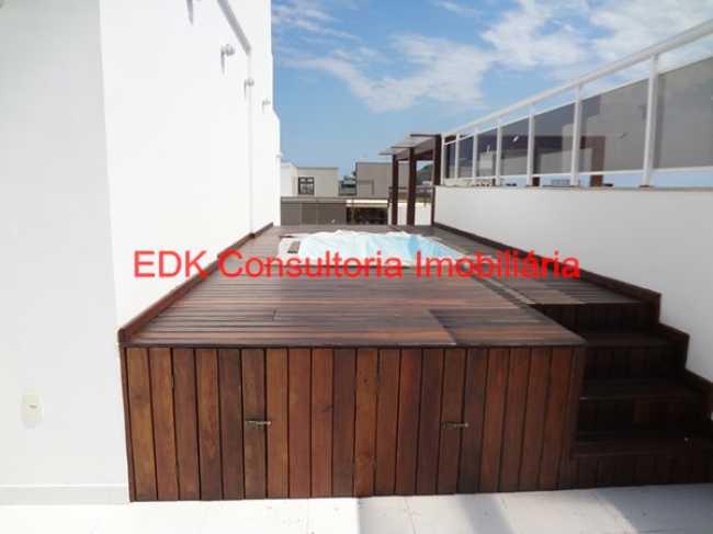 8 - Cobertura 3 quartos à venda Recreio dos Bandeirantes, Rio de Janeiro - R$ 1.600.000 - 546 - 8