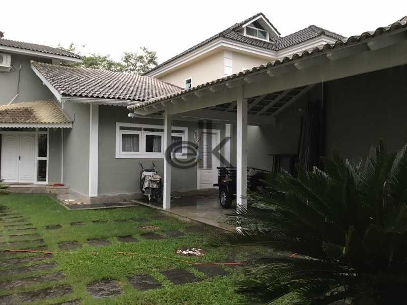 Garagem - Casa em Condomínio 3 quartos à venda Vargem Grande, Rio de Janeiro - R$ 645.000 - 6160 - 25