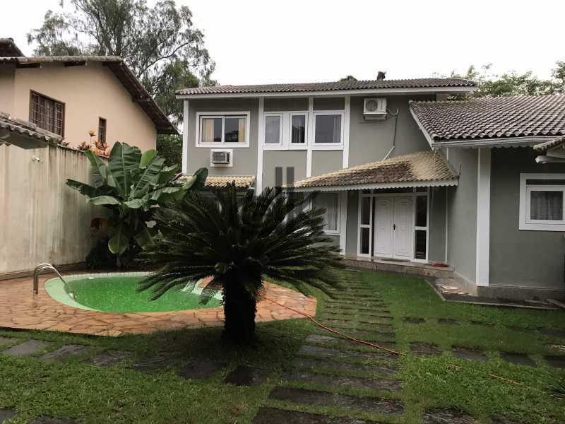 Fachada e piscina - Casa em Condomínio 3 quartos à venda Vargem Grande, Rio de Janeiro - R$ 645.000 - 6160 - 28