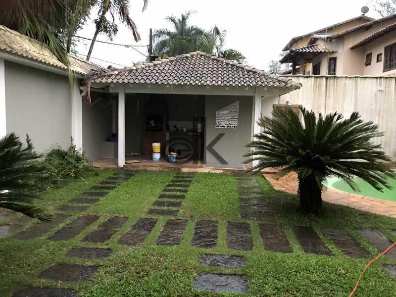 Churrasqueira - Casa em Condomínio 3 quartos à venda Vargem Grande, Rio de Janeiro - R$ 645.000 - 6160 - 26