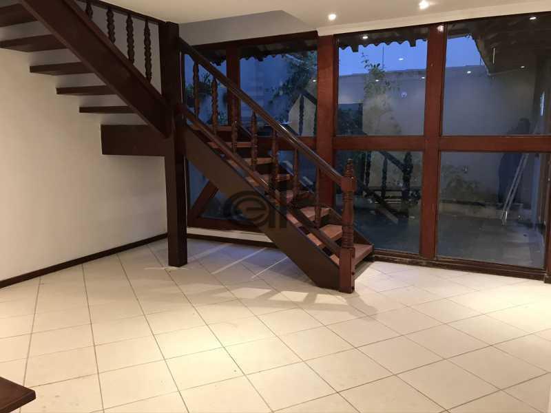 Escada e jardim ao fundo - Casa em Condomínio 3 quartos à venda Vargem Grande, Rio de Janeiro - R$ 645.000 - 6160 - 5