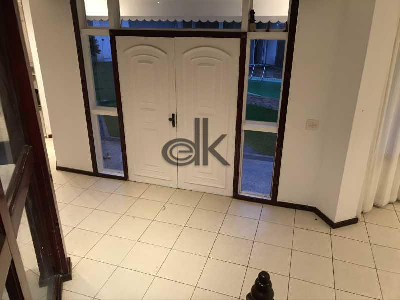 Vista interna da entrada - Casa em Condomínio 3 quartos à venda Vargem Grande, Rio de Janeiro - R$ 645.000 - 6160 - 1