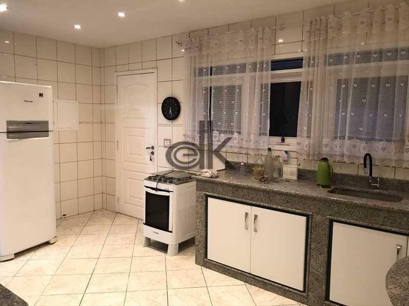 Cozinha - Casa em Condomínio 3 quartos à venda Vargem Grande, Rio de Janeiro - R$ 645.000 - 6160 - 10