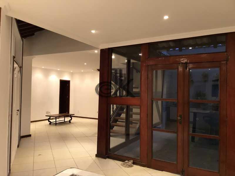 Acesso ao jardim - Casa em Condomínio 3 quartos à venda Vargem Grande, Rio de Janeiro - R$ 645.000 - 6160 - 6