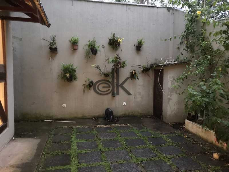Jardim - Casa em Condomínio 3 quartos à venda Vargem Grande, Rio de Janeiro - R$ 645.000 - 6160 - 24