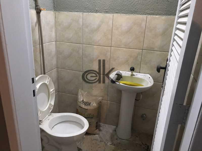 Banheiro área externa - Casa em Condomínio 3 quartos à venda Vargem Grande, Rio de Janeiro - R$ 645.000 - 6160 - 22