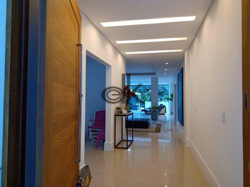 03_Entrada da casa - porta piv - Casa em Condomínio 4 quartos à venda Itanhangá, Rio de Janeiro - R$ 5.200.000 - 6229 - 4