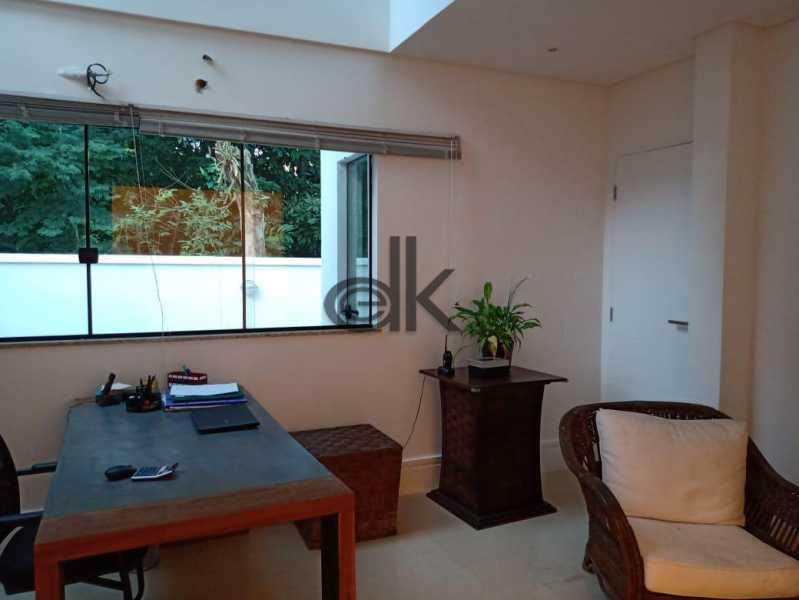 04_Escritório. - Casa em Condomínio 4 quartos à venda Itanhangá, Rio de Janeiro - R$ 5.200.000 - 6229 - 14