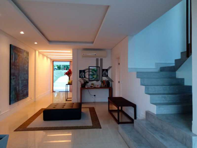 07_Hall de circulação e esca - Casa em Condomínio 4 quartos à venda Itanhangá, Rio de Janeiro - R$ 5.200.000 - 6229 - 6