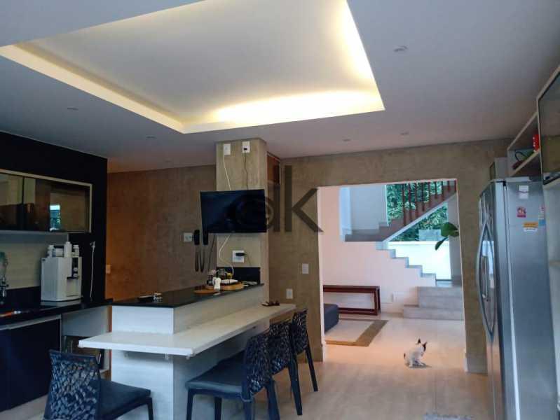 08_Cozinha. - Casa em Condomínio 4 quartos à venda Itanhangá, Rio de Janeiro - R$ 5.200.000 - 6229 - 12