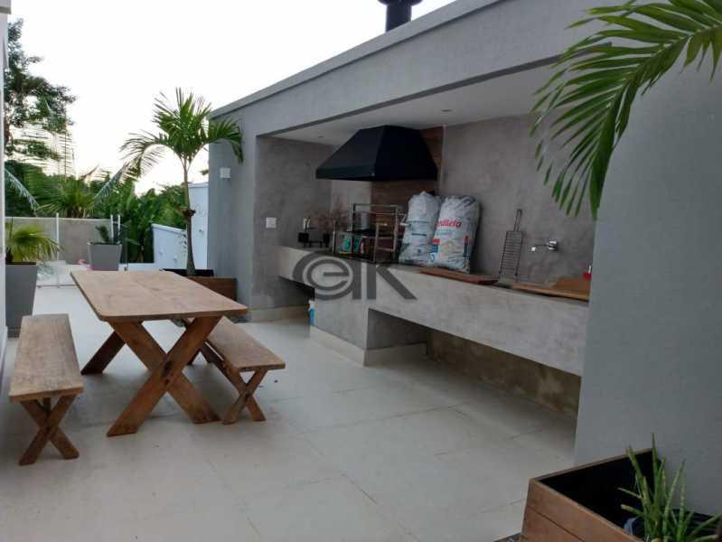 17_Churrasqueira. - Casa em Condomínio 4 quartos à venda Itanhangá, Rio de Janeiro - R$ 5.200.000 - 6229 - 27