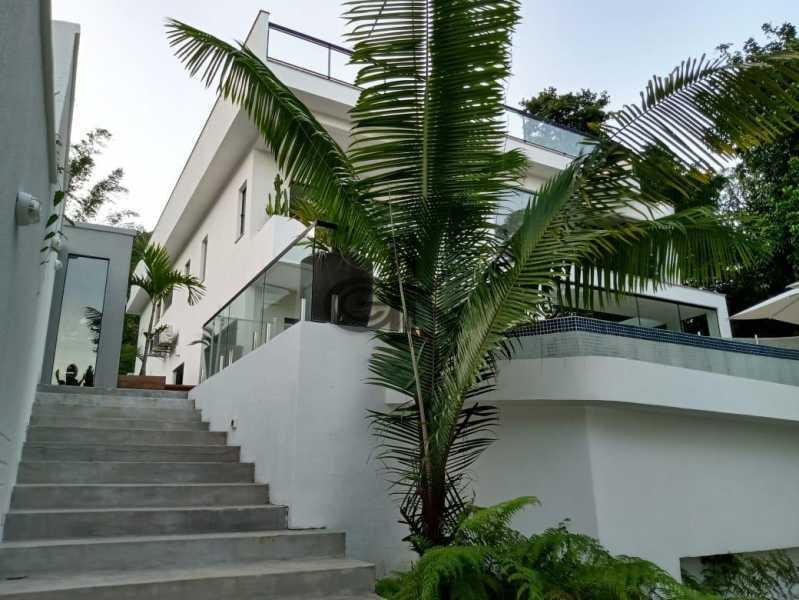 19_Casa vista de baixo. - Casa em Condomínio 4 quartos à venda Itanhangá, Rio de Janeiro - R$ 5.200.000 - 6229 - 31