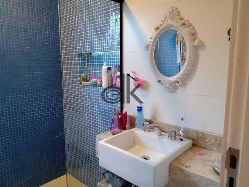 25_Banheiro suíte. - Casa em Condomínio 4 quartos à venda Itanhangá, Rio de Janeiro - R$ 5.200.000 - 6229 - 20