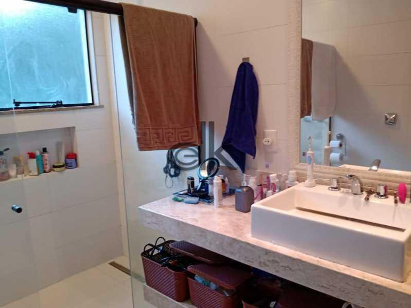 27_Suíte master - Banheiro. - Casa em Condomínio 4 quartos à venda Itanhangá, Rio de Janeiro - R$ 5.200.000 - 6229 - 17