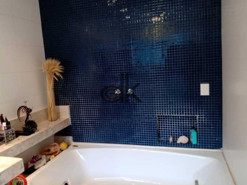 28_Suíte master - Banheira. - Casa em Condomínio 4 quartos à venda Itanhangá, Rio de Janeiro - R$ 5.200.000 - 6229 - 18