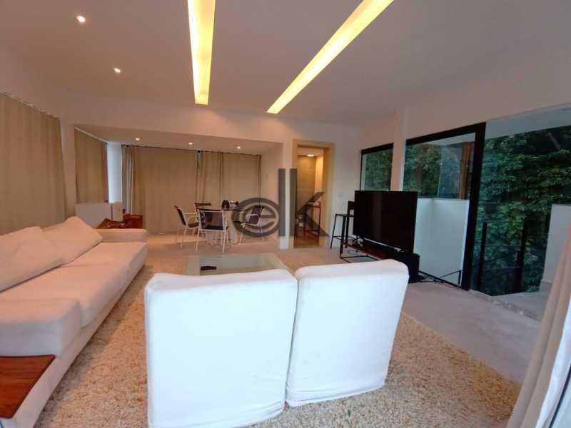 29_Sala de TV do terraço. - Casa em Condomínio 4 quartos à venda Itanhangá, Rio de Janeiro - R$ 5.200.000 - 6229 - 23
