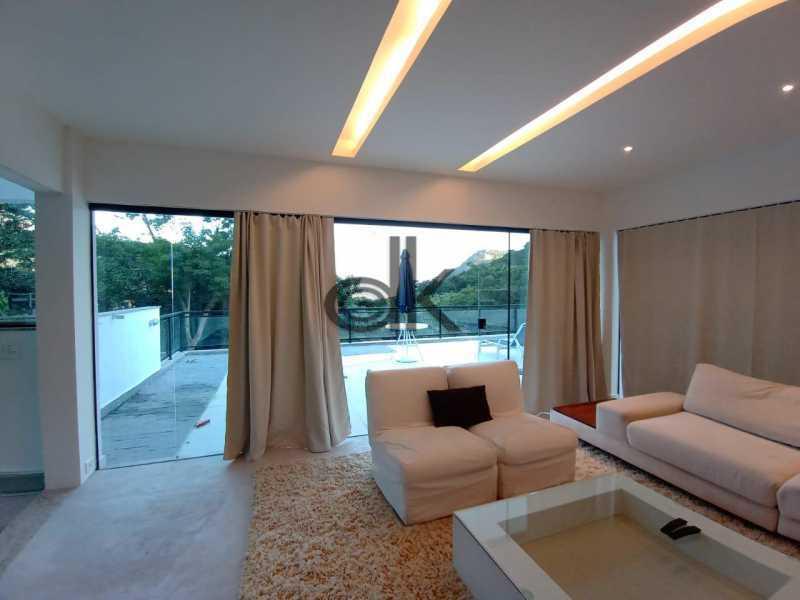 30_Sala de TV do terraço. - Casa em Condomínio 4 quartos à venda Itanhangá, Rio de Janeiro - R$ 5.200.000 - 6229 - 24