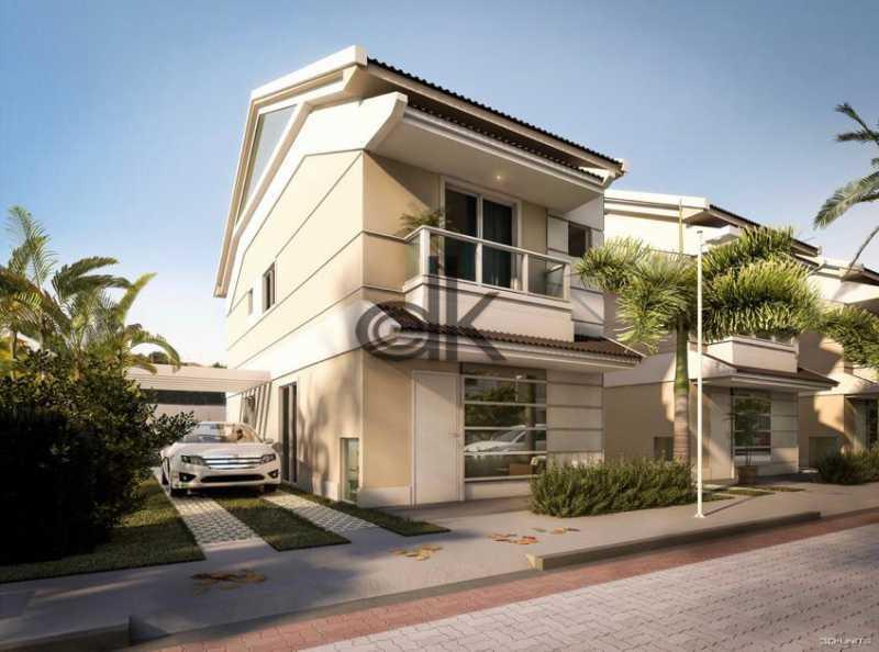 Fachada - Casa em Condomínio 3 quartos à venda Vargem Grande, Rio de Janeiro - R$ 798.500 - 6245 - 4