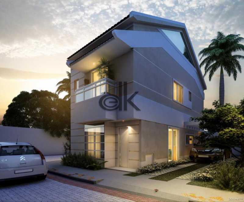Fachada - Casa em Condomínio 3 quartos à venda Vargem Grande, Rio de Janeiro - R$ 798.500 - 6245 - 5