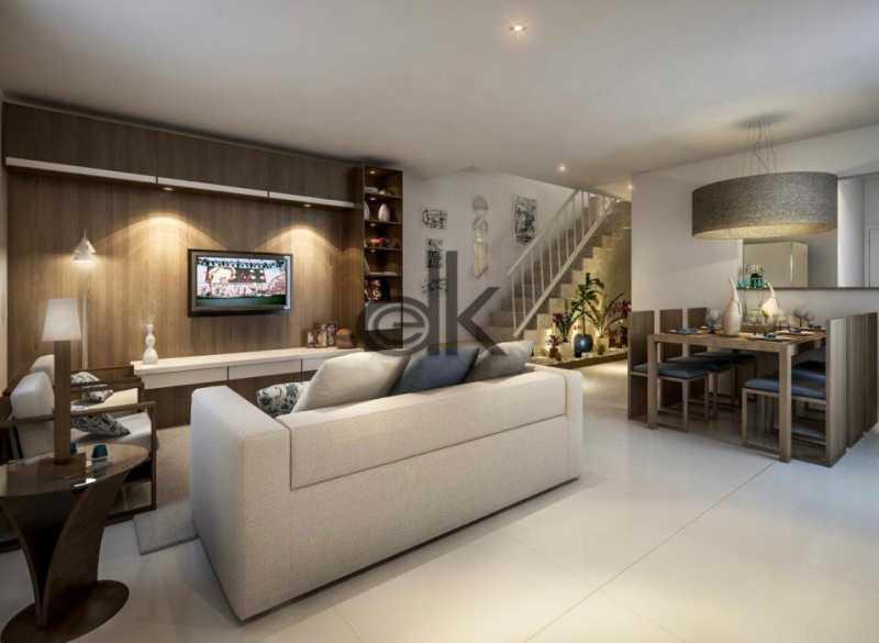 Sala de estar - Casa em Condomínio 3 quartos à venda Vargem Grande, Rio de Janeiro - R$ 798.500 - 6245 - 8